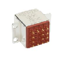 connecteur aeronautiques relais-hermetique